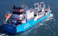 LNG-bunkerprimeur in Zeebrugge