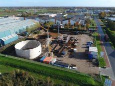Bouw nieuwe grondstoffabriek Zutphen gestart