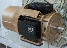 Volume unit prototype reluctantiemotor meer dan 25 procent kleiner