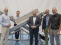 Van Beek schenkt schroeftransporteurs aan Rovc