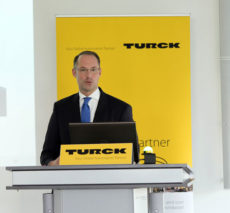 CEO Christiaan Wolf hoopt dat Turck de magische omzetgrens doorbreekt