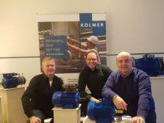 Nieuwe algemeen directeur voor Kolmer