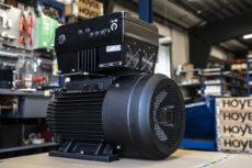 Hoyer Motors investeert in Variabele Frequency Drives