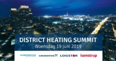 Deense warmtenettenexpertise in Nederland tijdens District Heating Summit