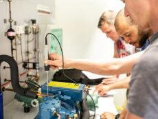 IJskoud en ROVC starten opleiding koeltechniek