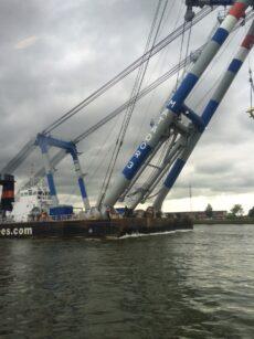 Overslagrecord voor haven Rotterdam