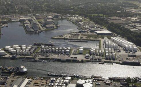 Uitbreiding tankopslag Antwerpen en Rotterdam