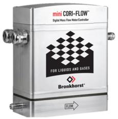 Industriële Coriolis massflowmeter