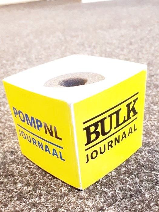 Beursjournaal Van Pompnl En Bulkgids Pomp Nl