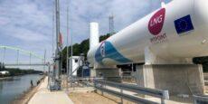 LNG-bunkerstations voor Duitsland en België