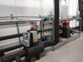 Circulatiepomp en drukverhogingsinstallatie voor visverwerker