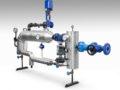 Stoom- en vloeistofdoseerinstallaties voor productielijn FeedValid