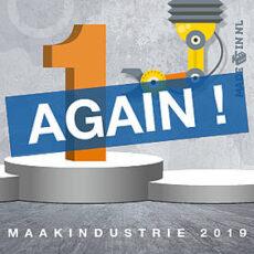Verder prolongeert toppositie bij maakindustrie nl - 2019