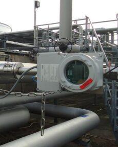Nauwkeurige en veilige meting bij kerosinebelading