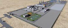 Controlesysteem voor gasgestookte energiecentrale