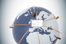 Permanente en veilige gegevensbewaking op afstand