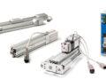 Stappenmotorcontroller met IO-Link