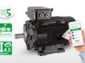 Hoog efficiënte permanent magneet, synchrone reluctantiemotoren