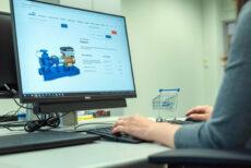 KSB integreert website, webshop en productcatalogus