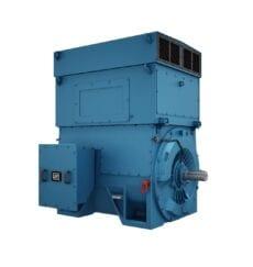 Robuuste W60-driefasige inductiemotorlijn