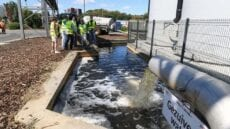 AB InBev deelt recyclet water