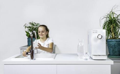 Innovatief waterfilter voor schoon drinkwater