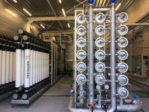 Danone bespaart 500 miljoen liter water per jaar
