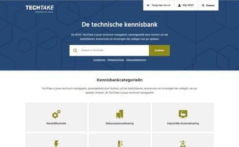 Platform technische kennis TechTake
