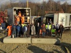 Belgisch Limburg levert eerste gekwalificeerde technici voor rioolrenovatie