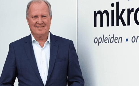 Geert Hellings vertrekt na 18 jaar bij Mikrocentrum