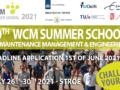 WCM Summer School biedt uitdaging op gebied van onderhoud