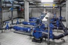 Non-stop verpompen in de afvalwaterbehandeling