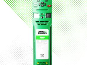 Control Techniques F600 frequentieregelaar voor pompen