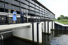 Evides Waterbedrijf presenteert twee projecten