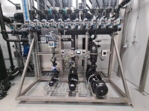 Pantarein bouwt grootste waterzuivering ooit bij Carlsberg