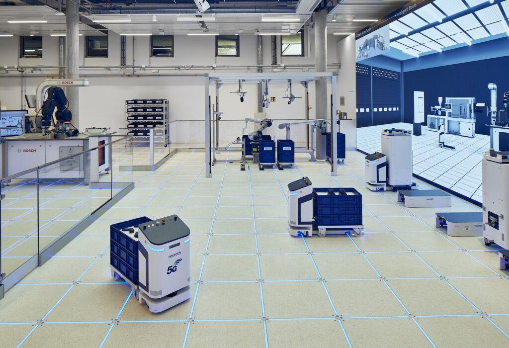 Bosch Rexroth klant innovatiecentrum
