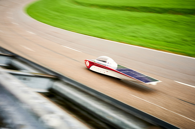 Leybold sponsort Twents solarteam